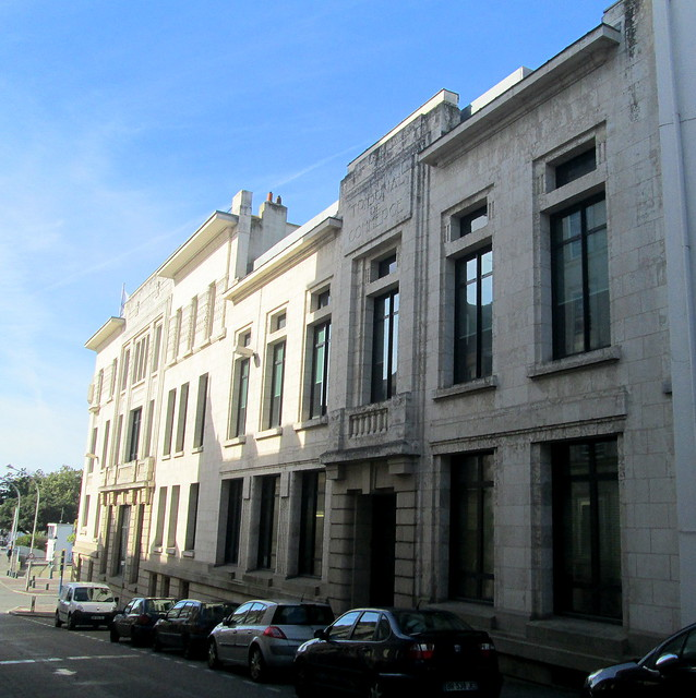 Lorient Chamber of Commerce, Extension?