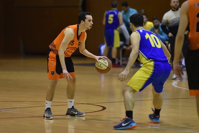 Senior & CB Montpedrós A (21.1.17)