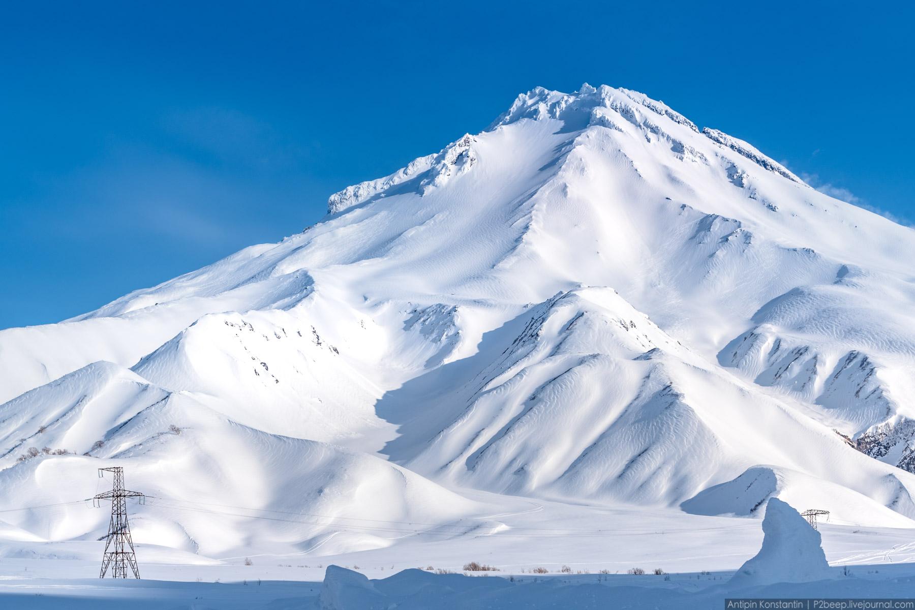 К Вилючинскому вулкану