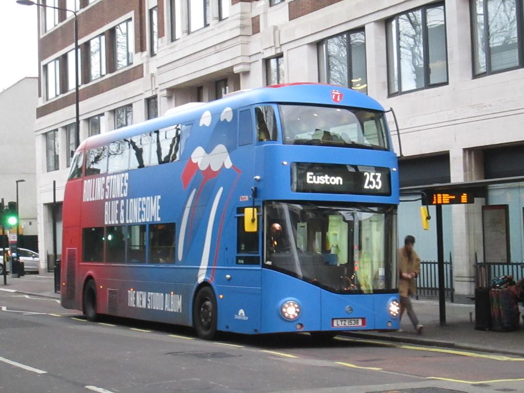 arriva london, stamford hill, new bus for london, lt538 lt… | flickr