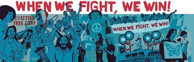 when we fight, we win! header