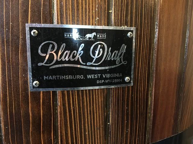 Black Draft Distillery