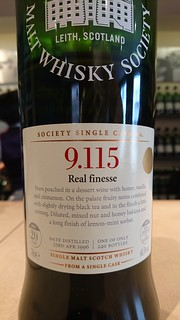 SMWS 9.115 - Real finesse