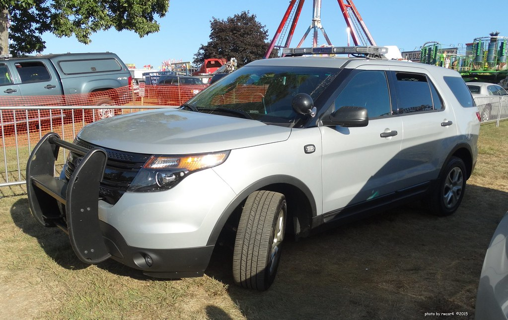 All Car Company >> Connecticut State Police - Ford Police Interceptor Utility ...