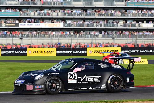 Jordan Witt, Porsche Carrera Cup GB, Silverstone 2015