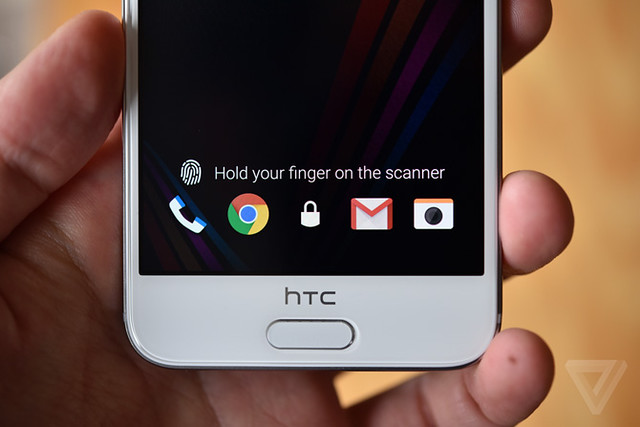 HTC One A9 sở dụng chip 617 và 2/3GB RAM (tùy phiên bản)