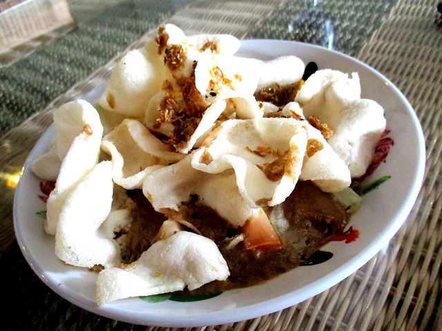 Ayam Penyet Ria, Sibu gado gado 1