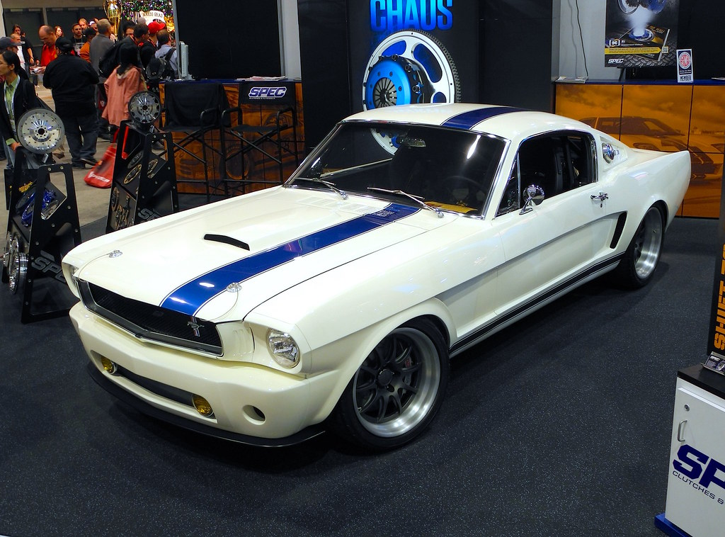 C A B on Ford Mustang Boss 302