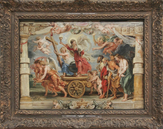 The Triumph of the Catholic Faith, Peter Paul Rubens