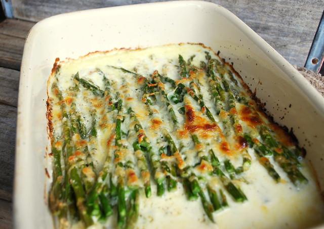 Creamy Asparagus Blog