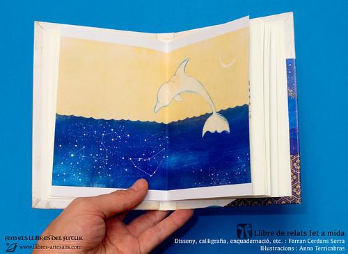 Il·lustració central impresa, Anna Terricabras; Llibres Artesans, 2016