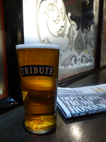 Tribute at the Coach and Horses