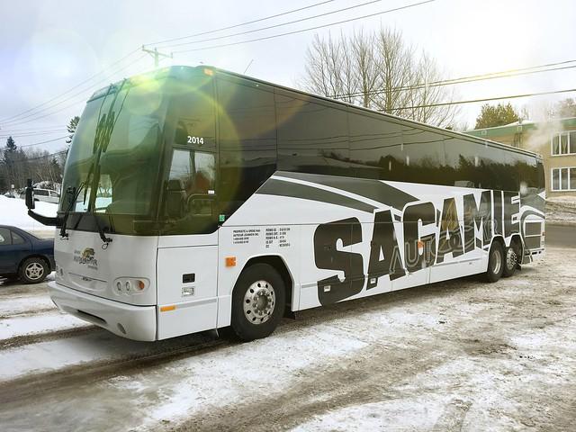Sagamie - Unité 2014