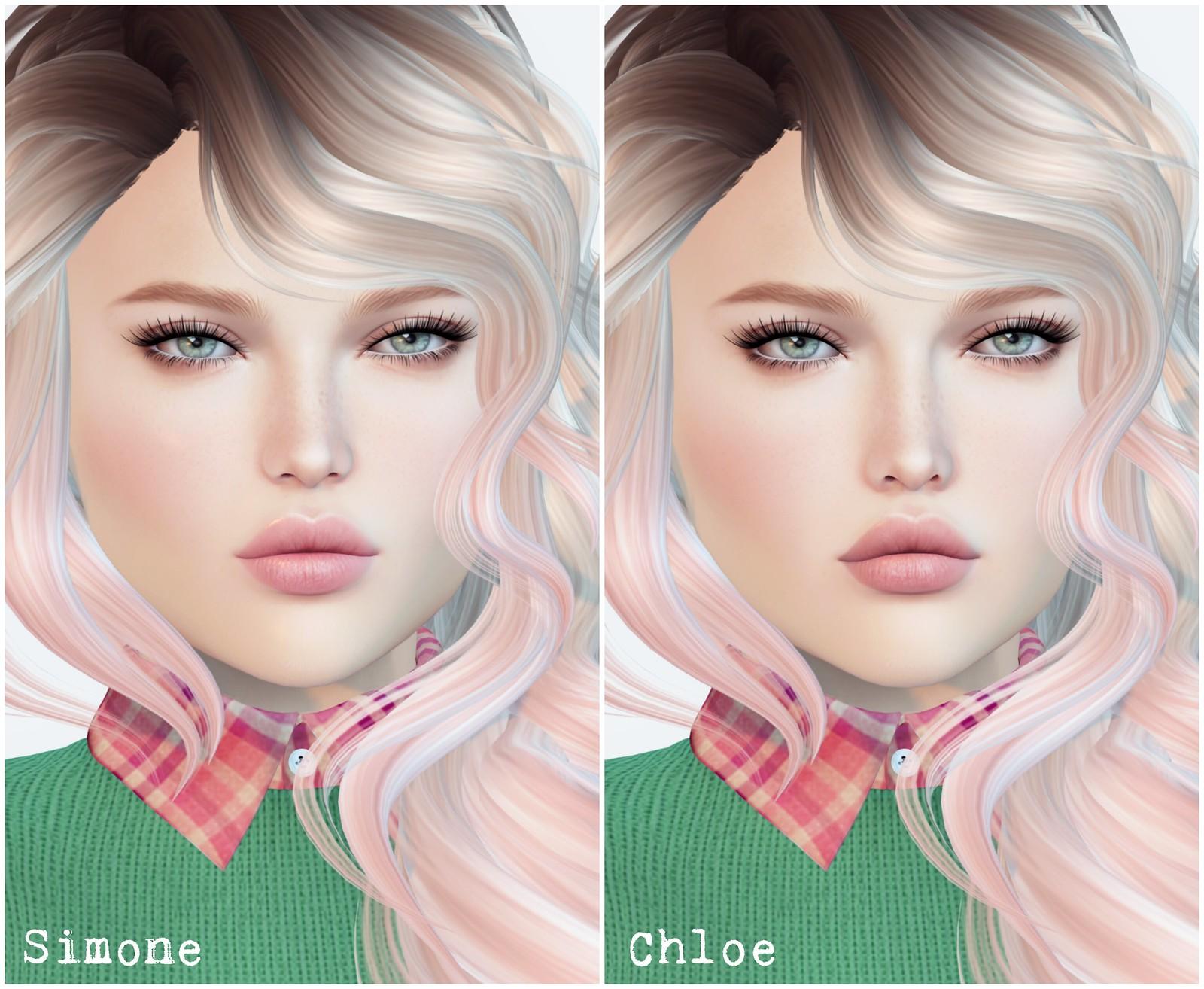 LeLutka Chloe Bento Mesh Head