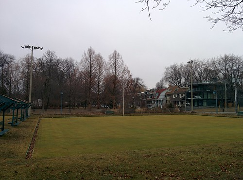 Green Lawn, Kew Gardens Tennis Club