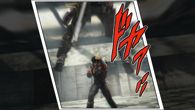 Hokotu No Ken - Fist of the North Star : Ken's Rage 2 - Finish