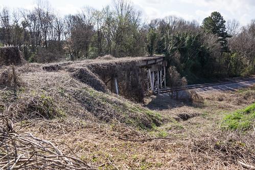 Abandoned trestle - 4