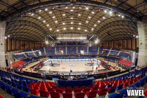 Amistoso eurobasket 2015 espana macedonia pabellon de - Pabellon de deportes de madrid ...