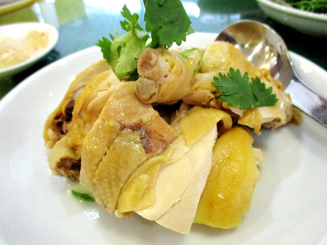 New Capitol chicken rice 1