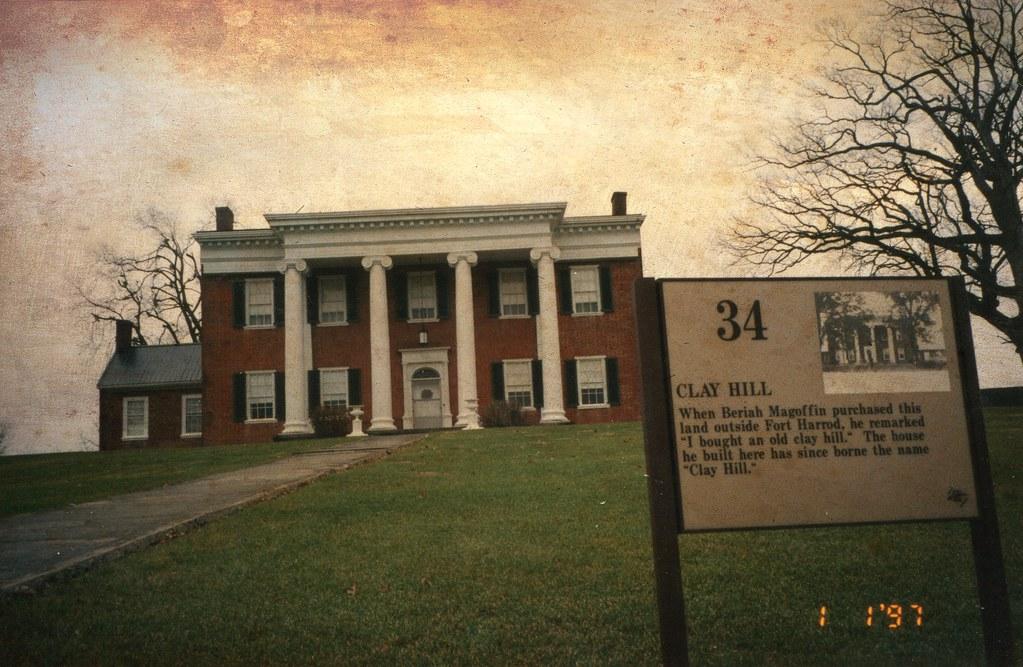 Kentucky >> Harrodsburg Kentucky ~ Clay Hill ~ Historic Mansion | Flickr