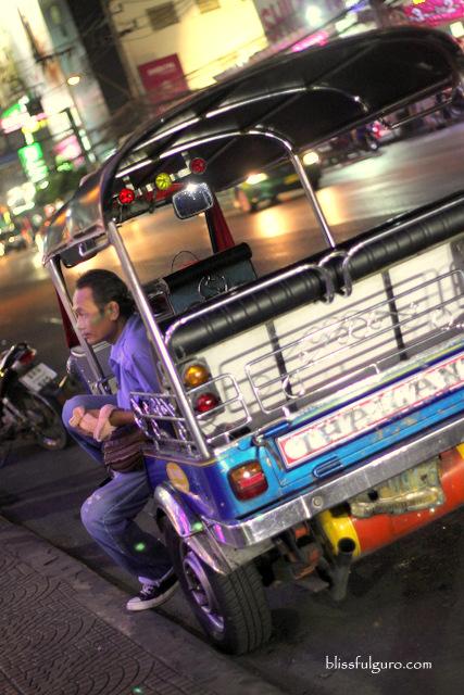 Tuk Tuk Bangkok Thailand