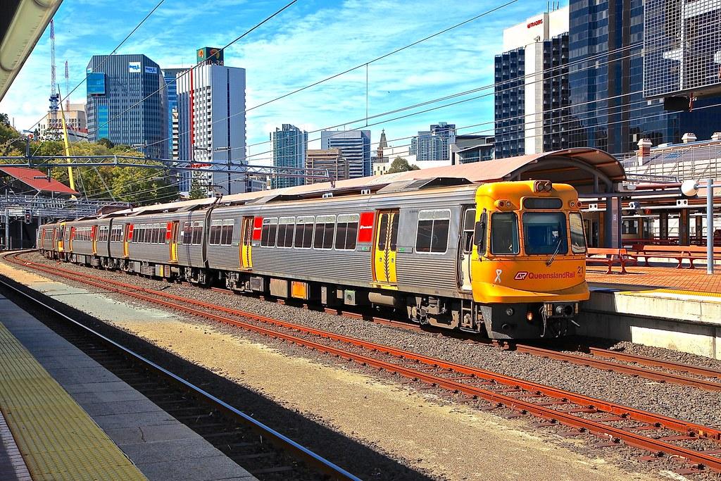 Queensland Rail Brisbane