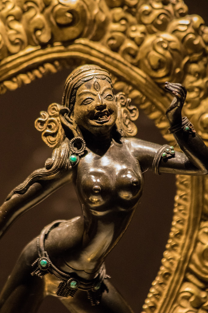 Vajrayogini in Buddhism: depictions in art | historyreads