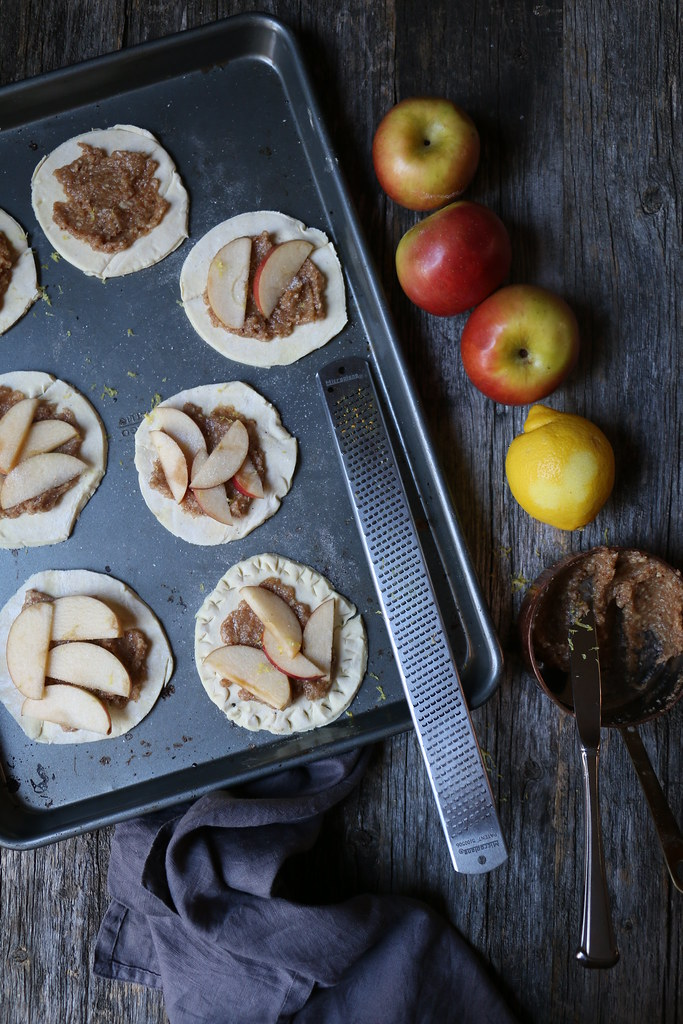 Almond Cream- Apple Tart |foodfashionparty|