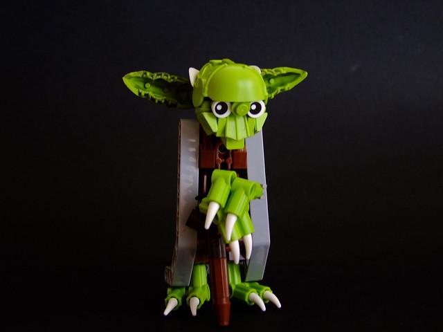 Grand Master Yoda, by Djordje, on Flickr