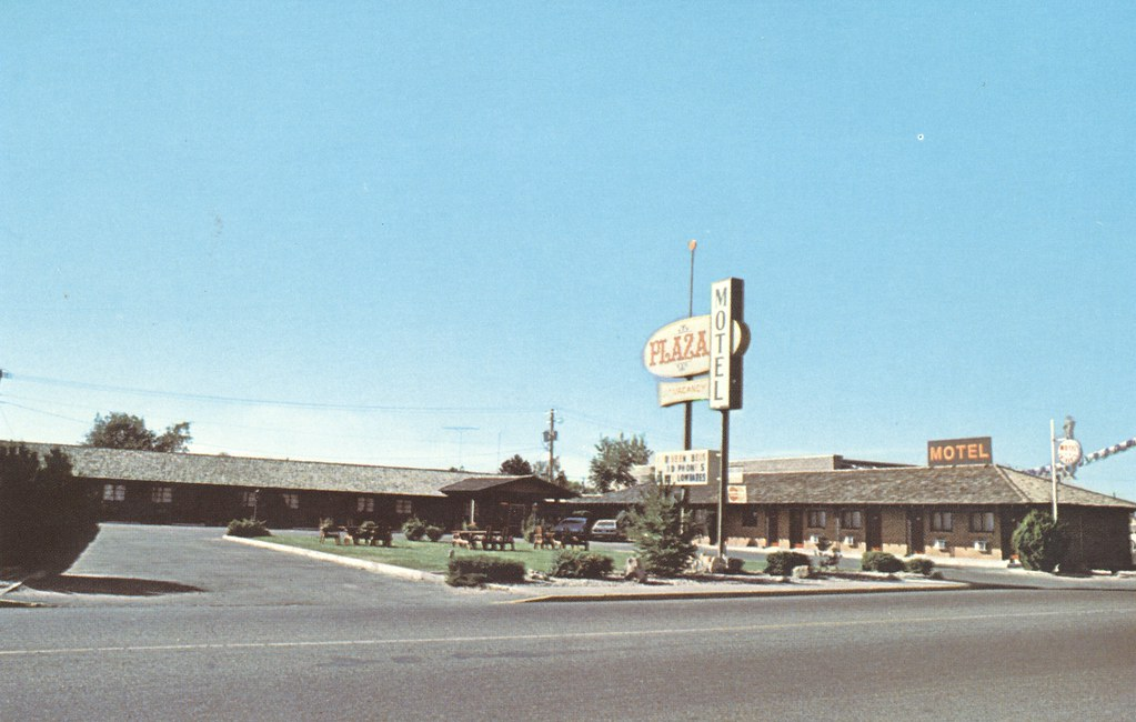 Plaza Motel - Ontario, Oregon