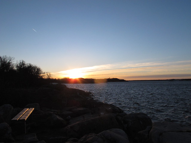 tuesday, taking a walk, karlskrona