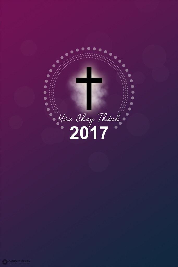 [Thông Báo] Chương Trình Tĩnh Tấm Mùa Chay 2017