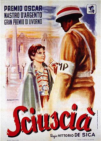 Sciuscià - Poster 2