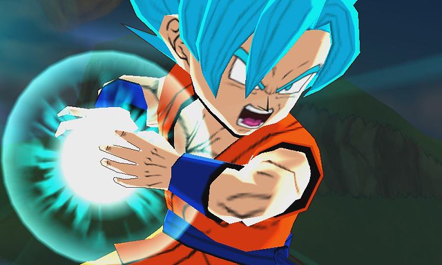 Dragon Ball Fusions Review Screenshot