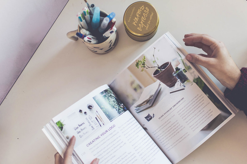 January favourites: How To Style Your Brand book