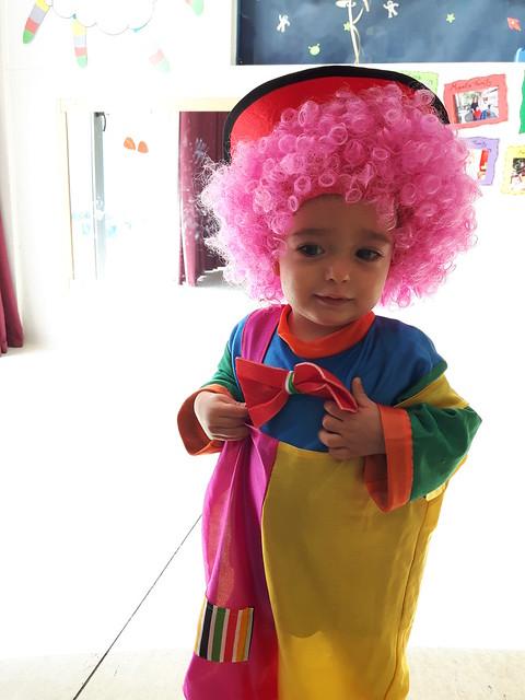 Carnaval en Novaschool Granada