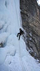 Cascade de glace a Gialorgue