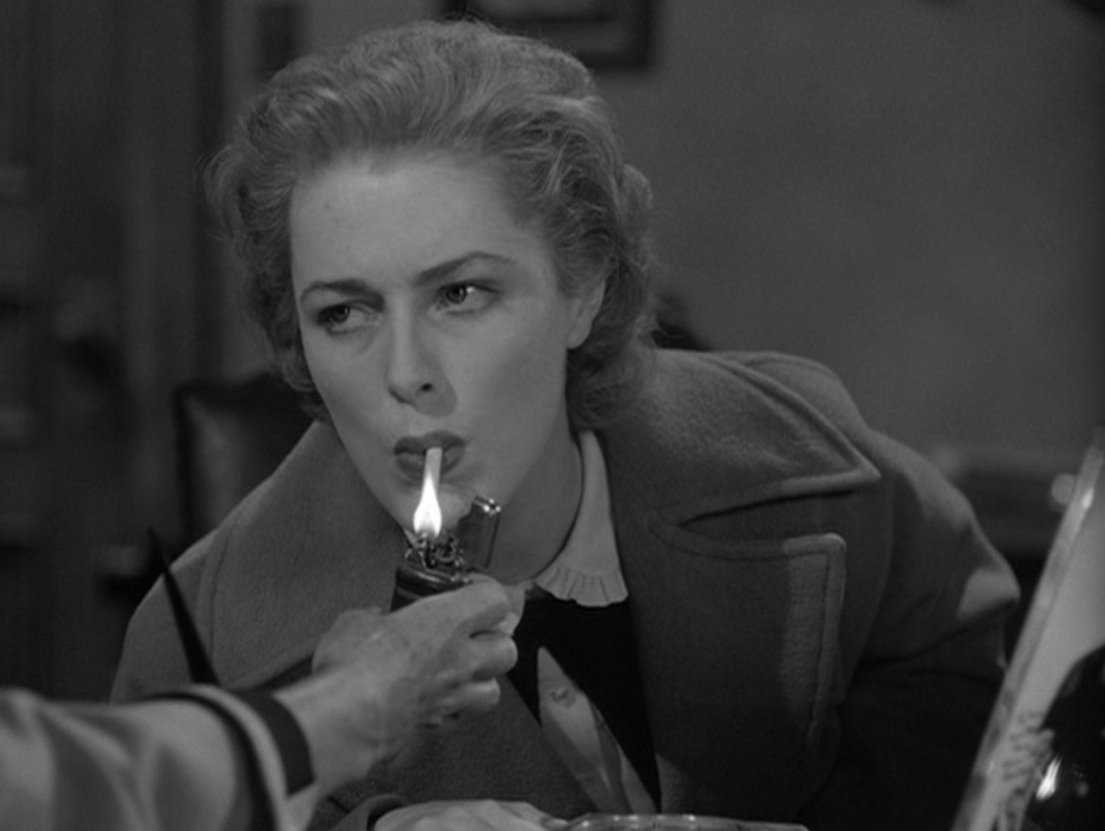 Eleanor Parker, Caged