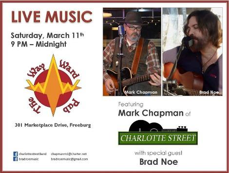 Charlotte Street 3-11-17
