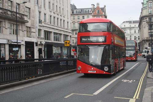 London Central LT688 LTZ1688