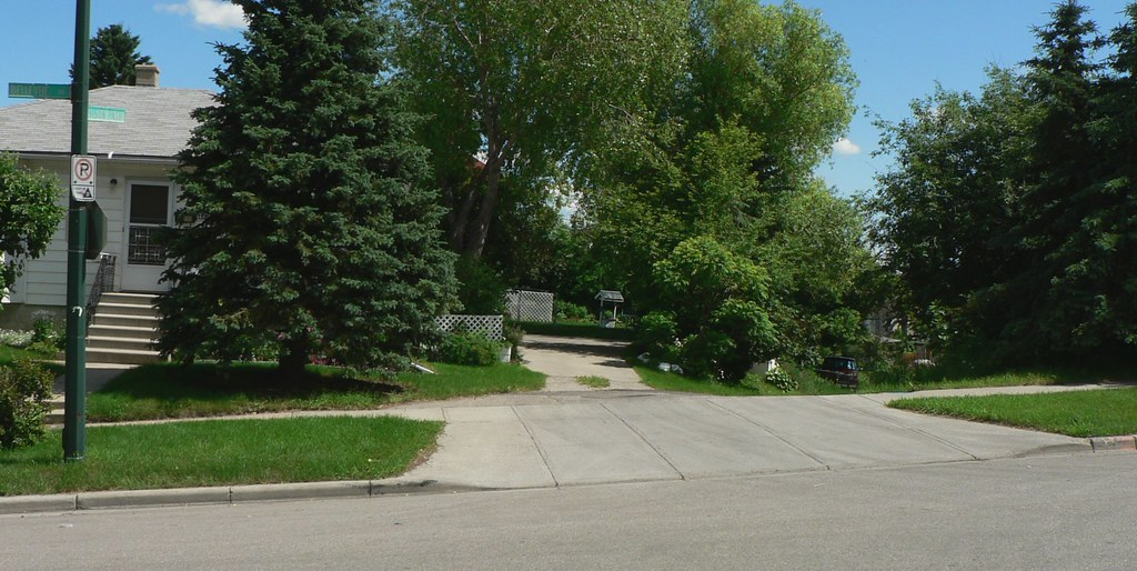 Calgary Homes On Their Own Island
