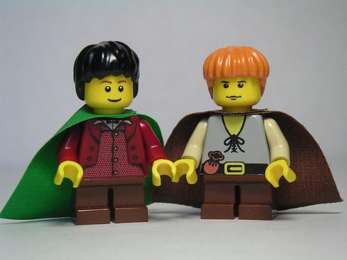 Frodo and Sam | by Dunechaser