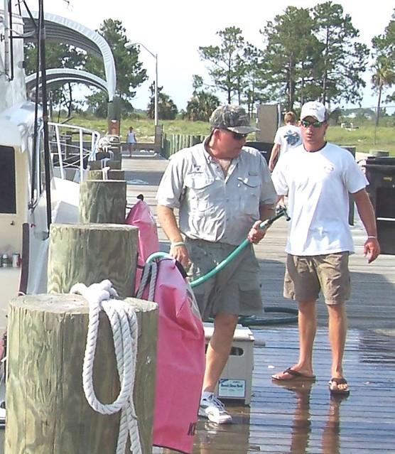 Port st joe fl 6 25 06 52 captain danny and mate jacob for Port st joe fishing report