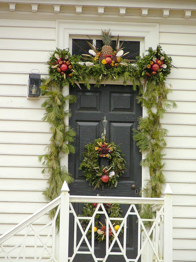 colonial williamsburg va 8 by grco61 - Williamsburg Decorated For Christmas