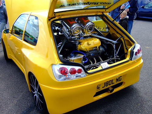 306 Twin V6 With Nos John Blackmore Flickr