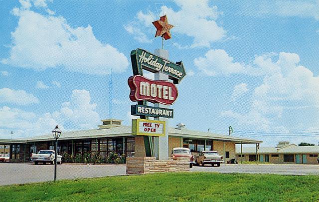 Holiday Terrace Motel Panama City Beach