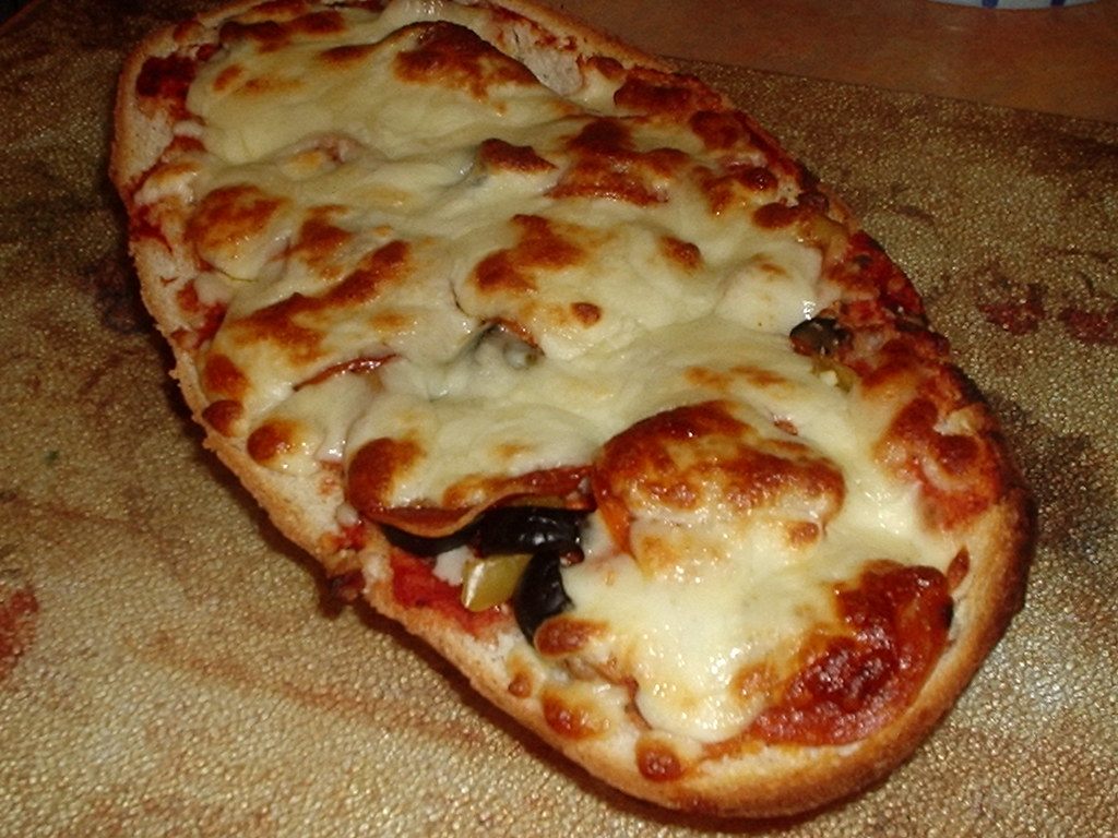French Bread Pizza Recipes Food Network