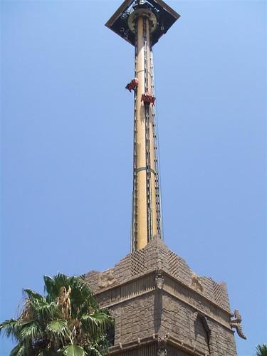 hurakan condor tower drop port aventura ross murray flickr