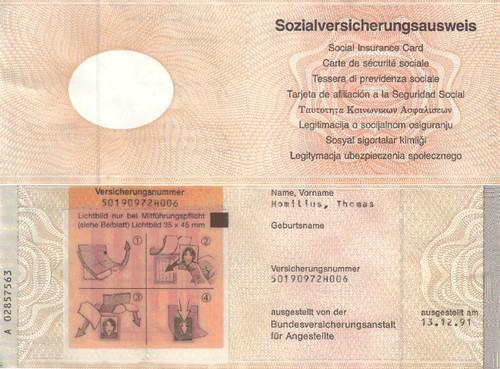 19911213SozVersAusweis50190972H006 ...