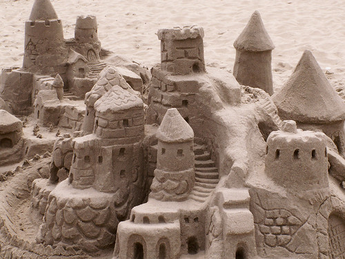Sand Castles | by Sister72